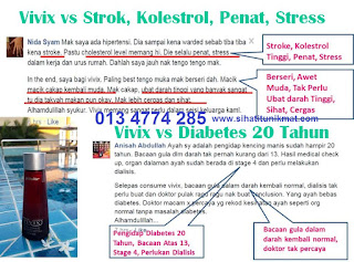 vivix dan stroke