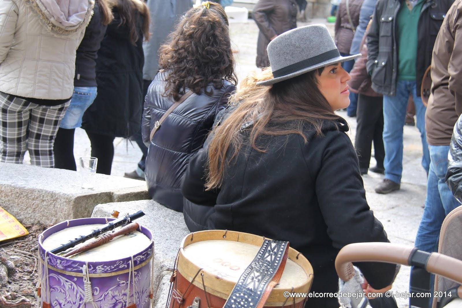 SAN BLAS MOGARRAZ ASISTENTES A LA FIESTA