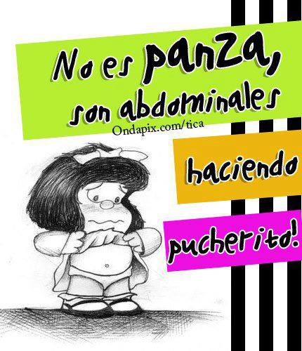 Frases de Mafalda feliz cumple - Imagui