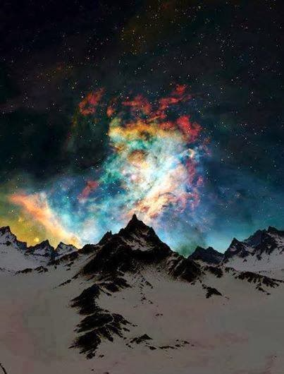 nothern lights, alaska