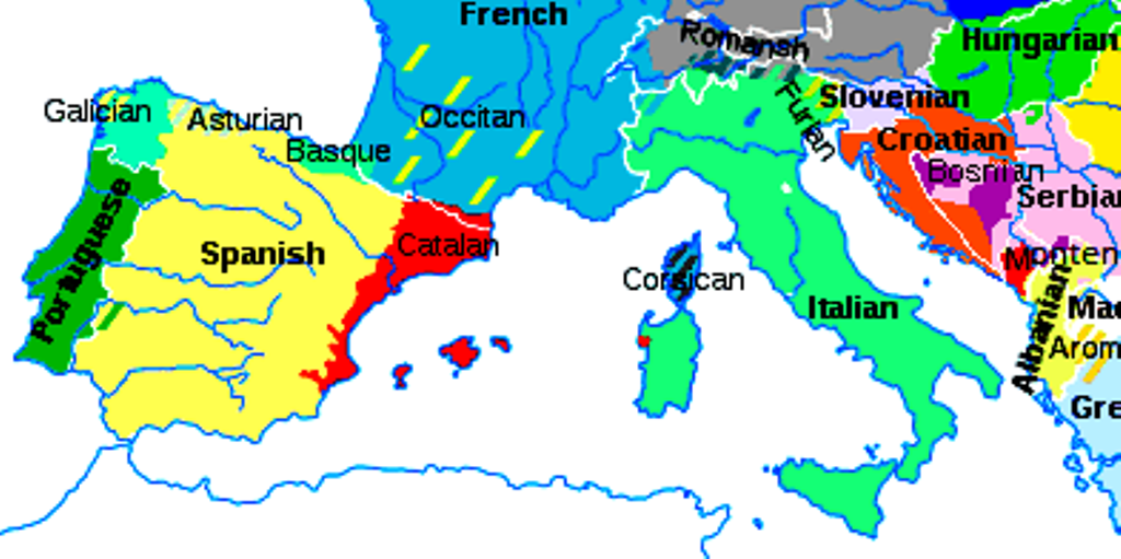 an examination of the minority language in spain the catalan Have minority languages in spain (catalan, galician and basque) grown since the end of franco's regime.