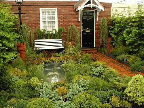 Victorian Terraced House Garden Design Ideas :