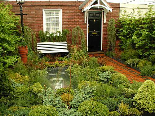 40 for Terraced house garden ideas