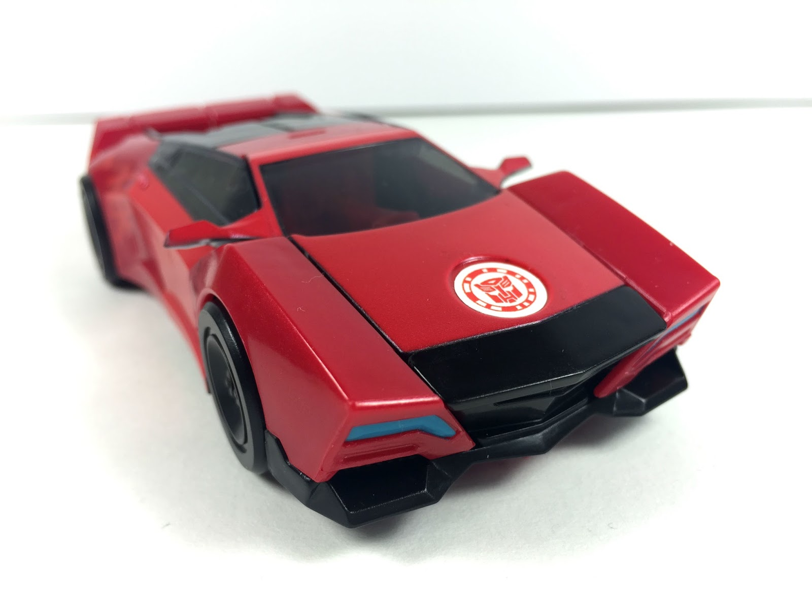 If I ever had to point to an alt mode that sold me on a toy - it would ...