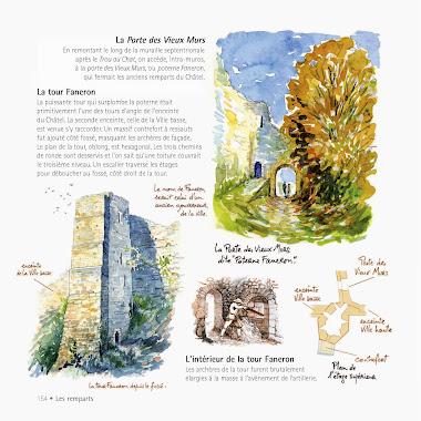 La tour Faneron et la poterne