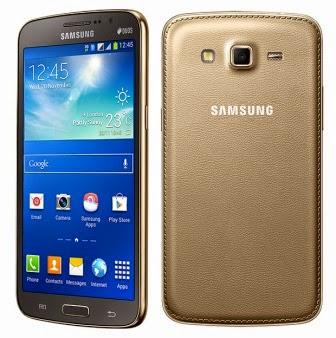 Samsung Galaxy Grand 2 versi Emas sudah beredar dipasaran