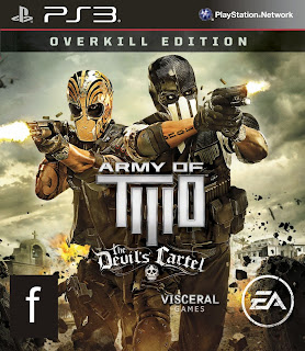 Army of Two The Devils Cartel PS3 ISO Games