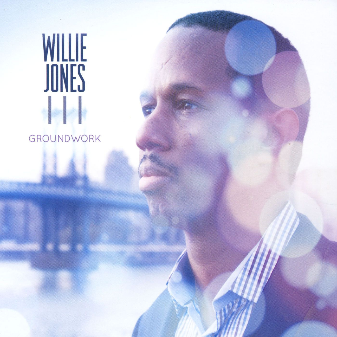 WILLIE JONES III:  GROUDWORK