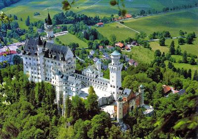 Neuschwanstein - un castillo de cuento de hadas - que visitar