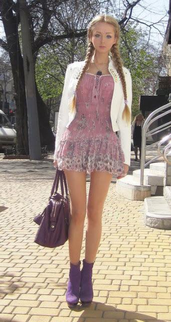 Living Barbie: Valeria Lukyanova_1