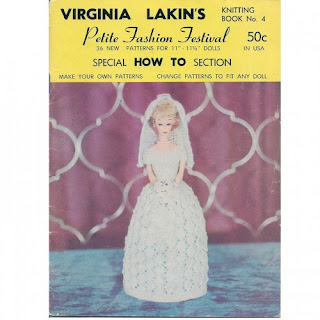 """Knitting and Crochet Patterns for """"Barbie"""" 
