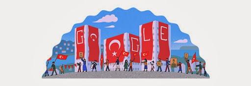 Doodle Turquia