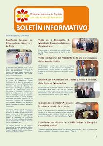 Boletín de la CIE abril 2018
