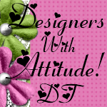 Proud Former Member of the Digi's With Attitude! Design Team