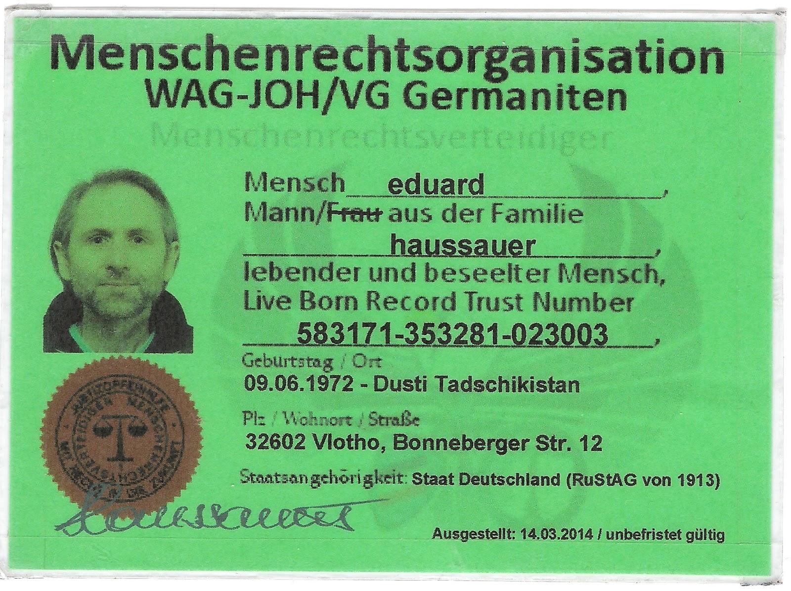 westberliner personalausweis ebay