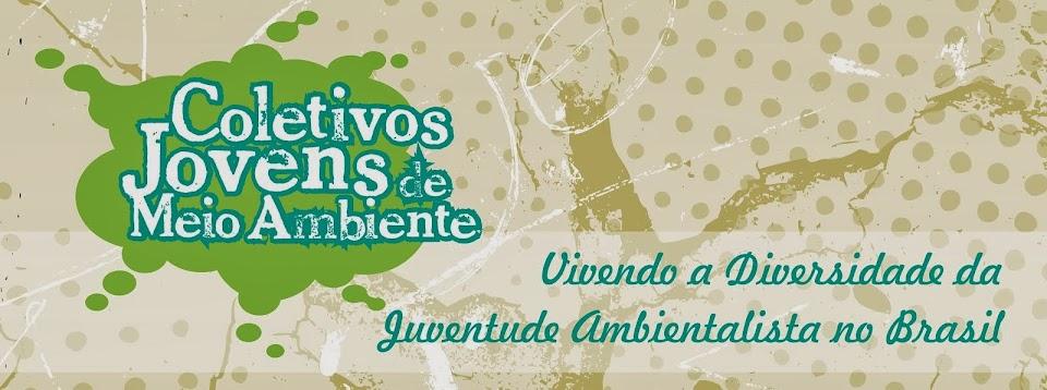 Coletivos Jovens de Meio Ambiente no Brasil