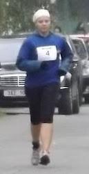 22. Microsoft maratón - Pražská Stromovka 20.10.2012 :-)