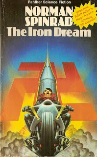 Hoe kreeg Heldon de bandnaam - Norman Spinrad - The iron dream