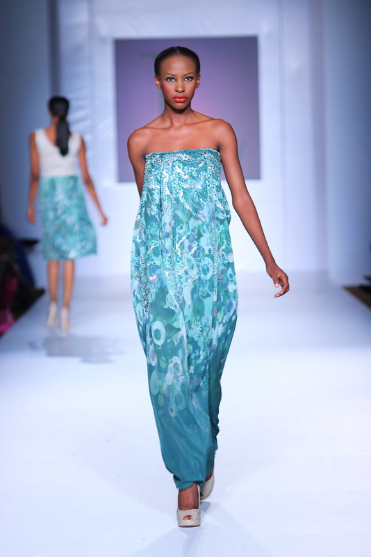 Mtn Lagos Fashion and Design Week 2012: Lanre Dasilva Ajayi