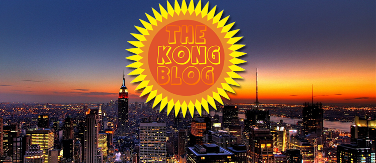 theKONGBLOG™ Culture. Entertainment. Lifestyle.
