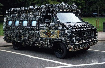 Mobil Terunik di Dunia