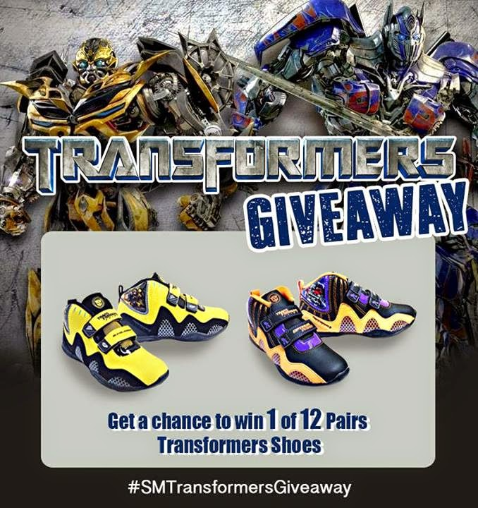 SM Transformers Giveaways 2014 Promo, Philippines promo, Philippines promotion, Philippines contest, Pinoy contest, Pinoy promo