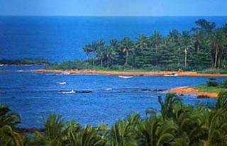Praias de Aracruz no ES