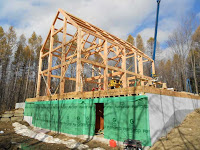 mount snow vt timber frame