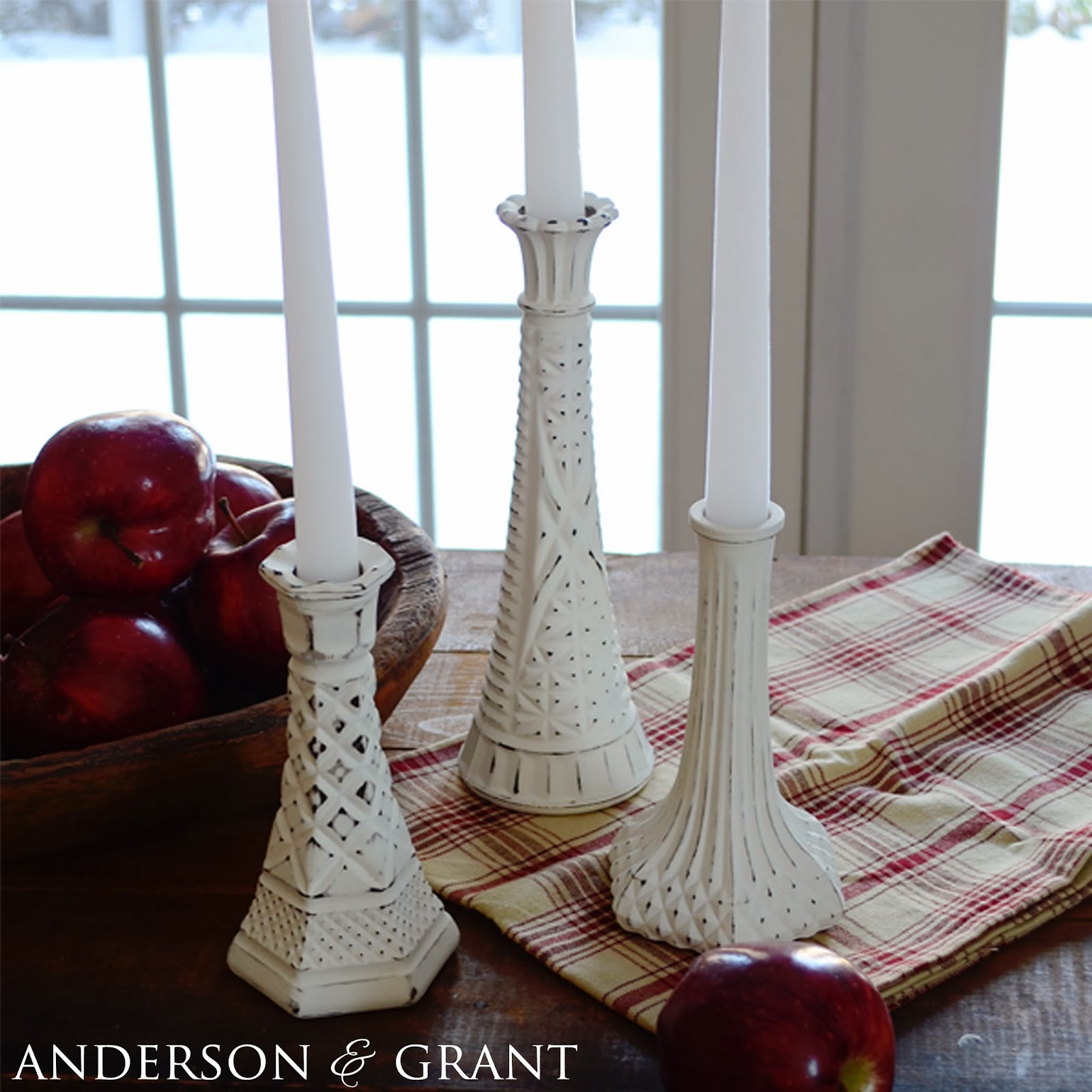 anderson grant decorating with candlesticks stay