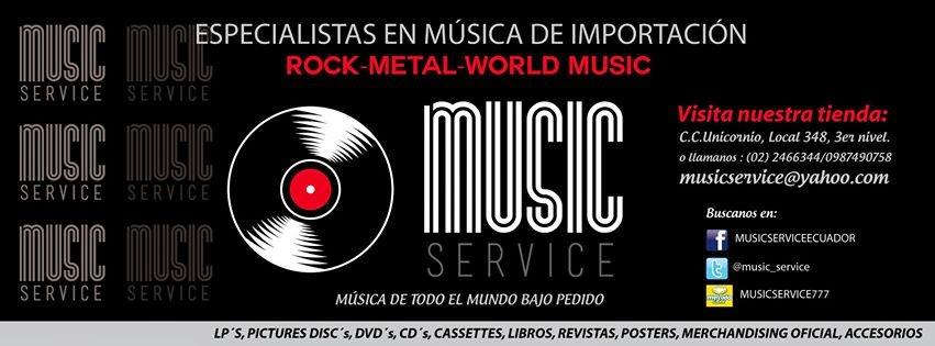 MUSIC SERVICE. lo mejor en música