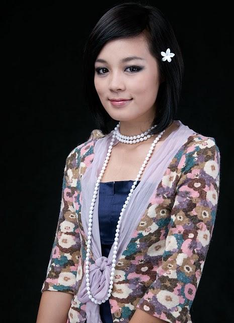 Phway Phway,burma model
