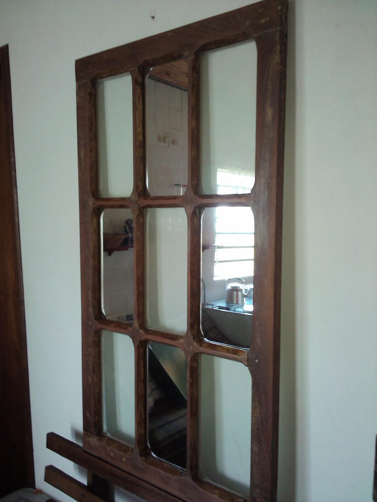 Artes do Dinho: Porta retrato de janela de demolição #332722 1200x1600 Balcao Banheiro Artesanal