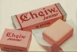 chicle cheiw me hace feliz