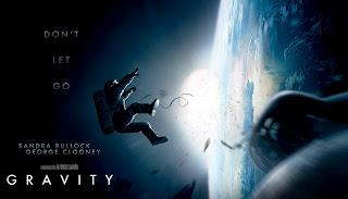 Poster Film GRAVITY