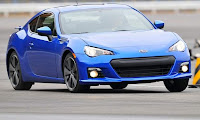 Driving Review : Subaru BRZ (2013)