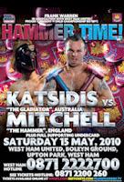A Kevin Mitchell vs Michael Katsidis rematch could happen soon