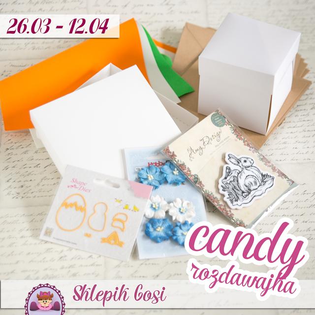 Candy w Sklepiku Gosi