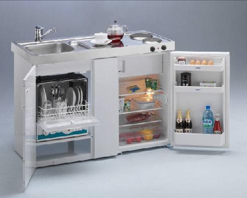 Marzua mini cocinas para mini apartamentos for Cocinas montadas