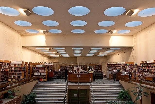 Proyectos urjc 2013 2014 alvar aalto luz y biblioteca de la mano - Libreria de luces ...