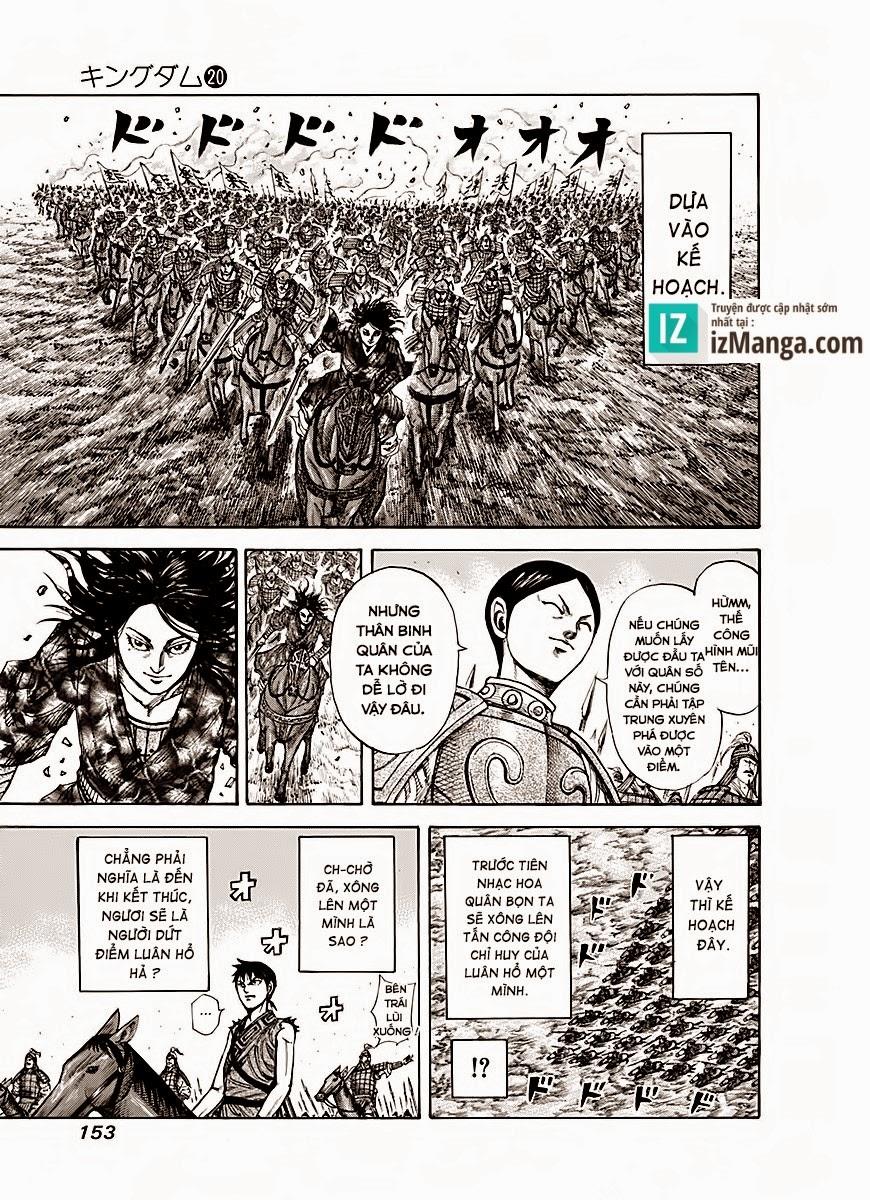 Kingdom – Vương Giả Thiên Hạ (Tổng Hợp) chap 214 page 18 - IZTruyenTranh.com