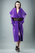 ***IRIS MAGAZINE/ T.F TRAN/ THE PURPLE COAT***
