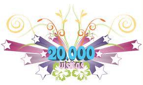 SUPERAMOS LAS 20.000 VISITAS