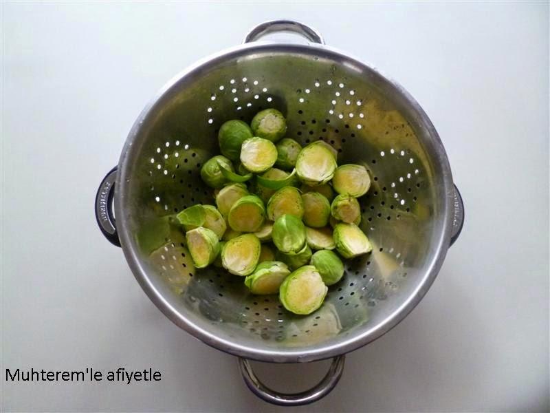 buharda sebze pişirme