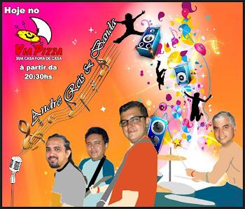 Panfleto de Divulgação de Banda