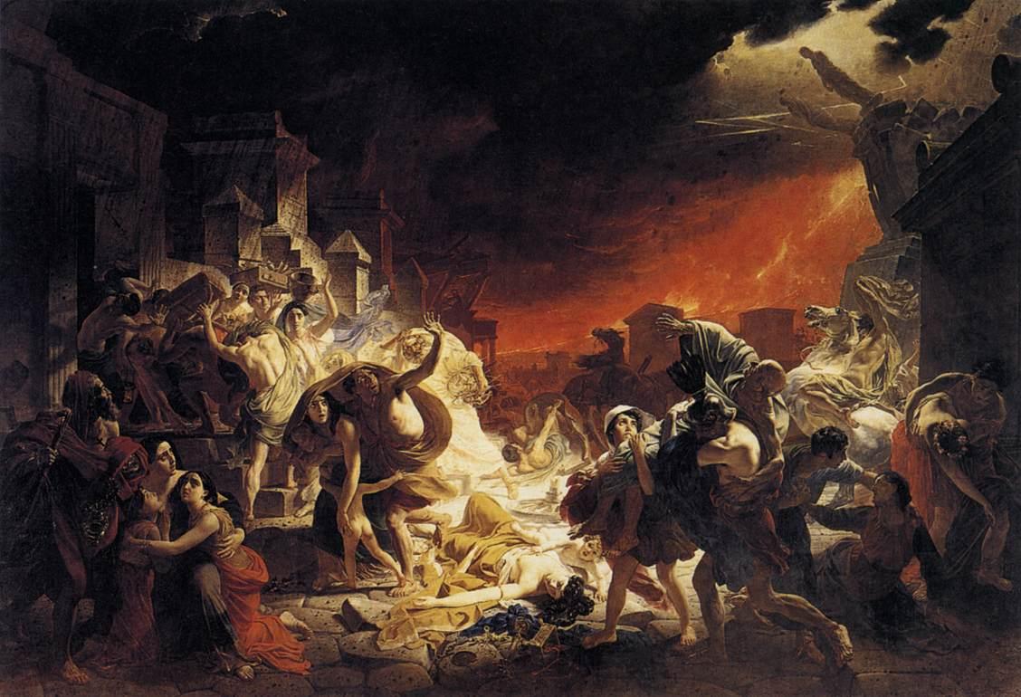 karl bryullov pompei