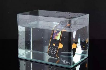 LAND ROVER X6000 điện thoại pin khủng chống nước