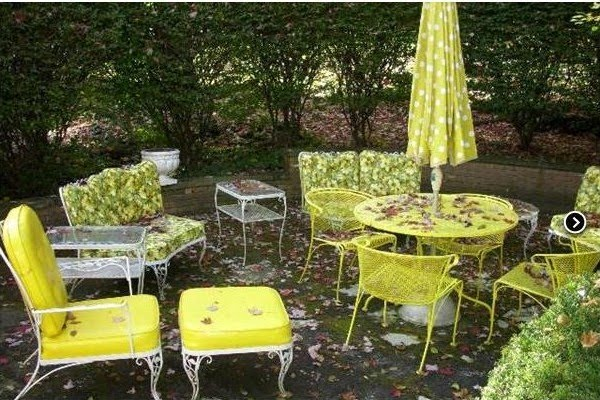 Vintage Homecrest Patio Furniture Grosir Baju Surabaya