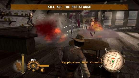 gun pc game screenshot 5 Gun (PC/ENG) RiP Version