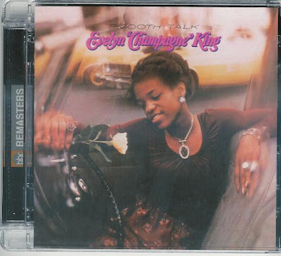 Evelyn King -  1977 - Smooth Talk  CD (2010) Expanded