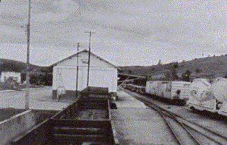 Primeira Estação do Trem De Minas